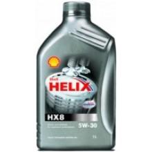 Моторное масло Shell Helix HX8 5W-30 1L