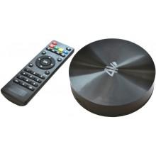 Медиаплеер Alfacore Smart TV Round