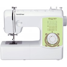 Швейная машина, оверлок Brother Vitrage M77