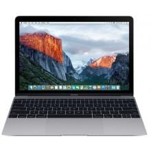"Ноутбук Apple MacBook 12"" Space Gray MLH82UA/A"