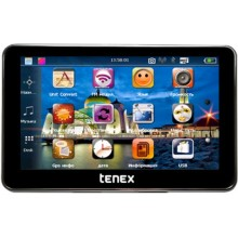 GPS-навигатор Tenex 50 SBT