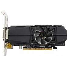 Gigabyte GeForce GTX 1050 Ti OC Low Profile 4G