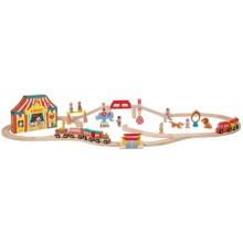Железная дорога Janod Circus J08521