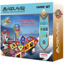 Конструктор Magplayer Carnie Set MPB-72