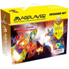 Конструктор Magplayer Designer Set MPA-83