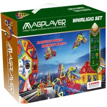 Конструктор Magplayer Whirligig Set MPA-166