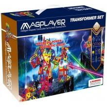 Конструктор Magplayer Transformer Set MPA-218