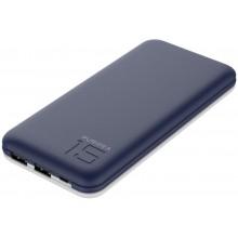 Powerbank аккумулятор Puridea S3-Grey White
