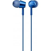 Наушники Sony MDR-EX155 Blue