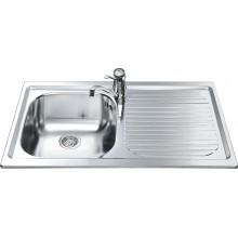 Кухонная мойка Smeg LXP861D 860х500мм
