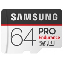 Samsung PRO Endurance microSDXC UHS-I  64ГБ
