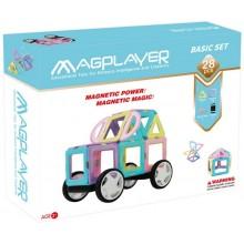 Конструктор Magplayer Basic Set MPH2-28