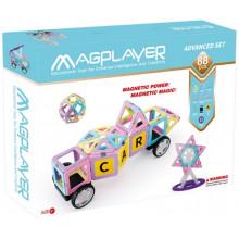 Конструктор Magplayer Advanced Set MPH2-88