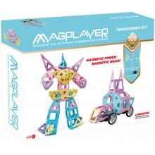 Конструктор Magplayer Transformer Set MPH2-109