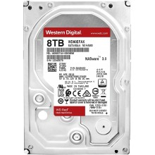 WD NasWare Red WD80EFAX 8ТБ 256/5400