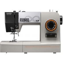 Швейная машинка Toyota Power Fabriq 17