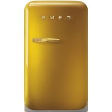 Холодильник Smeg FAB5RGO золотистый