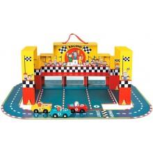 Автотрек Janod Grand Prix J08554