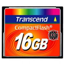 Transcend CompactFlash 133x  16ГБ