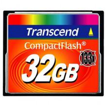 Transcend CompactFlash 133x  32ГБ