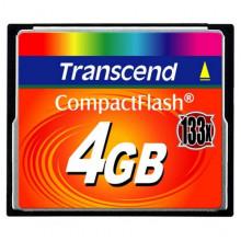 Transcend CompactFlash 133x  4ГБ