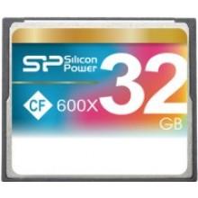 Silicon Power CompactFlash 600x  32ГБ