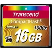 Transcend CompactFlash 1000x  16ГБ