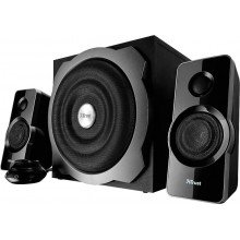 Компьютерные колонки Trust Tytan 2.1 Speaker Set Black