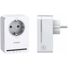 Powerline адаптер D-Link DHP-P309AV