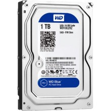 Жесткий диск WD Blue WD10EZRZ 1ТБ 5400