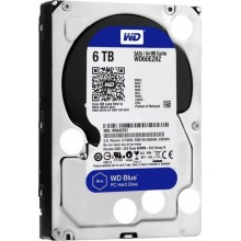 Жесткий диск WD Blue WD60EZRZ 6ТБ