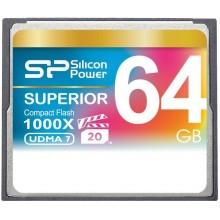 Silicon Power Superior CompactFlash 1000X  64ГБ