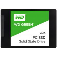 WD Green SSD WDS240G2G0A 240ГБ MTTF 1 млн.ч