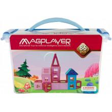 Конструктор Magplayer 86 Pieces Set MPT-86