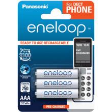 Panasonic Eneloop Dect  3xAAA 750 mAh