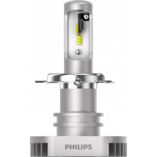 Автолампа Philips Ultinon LED H4 2pcs