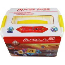 Конструктор Magplayer 81 Pieces Set MPT2-81