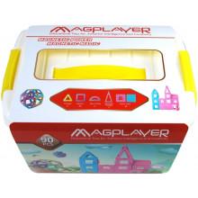 Конструктор Magplayer 90 Pieces Set MPT2-90