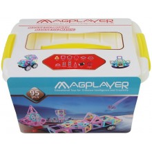 Конструктор Magplayer 95 Pieces Set MPT2-95