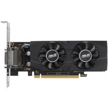 Asus GeForce GTX 1050 Ti GTX1050TI-O4G-LP-BRK