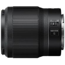 Объектив Nikon 50mm f/1.8 S Nikkor Z