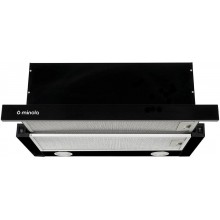 Вытяжка Minola HTL 6312 BL 750 LED черный