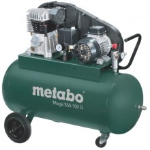 Компрессор Metabo MEGA 350-100 D 100л