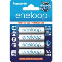 Аккумулятор Panasonic Eneloop  4xAA 1900 mAh