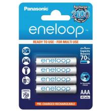 Аккумулятор Panasonic Eneloop  4xAAA 750 mAh
