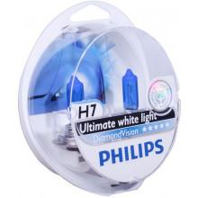 Автолампа Philips DiamondVision H7 2pcs