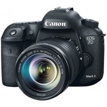 Canon EOS 7D Mark II  kit 18-135