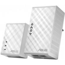 Powerline адаптер Asus PL-N12 Kit