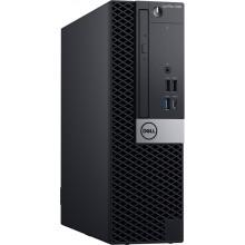 Персональный компьютер Dell OptiPlex 7060 SFF N041O7060SFF