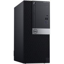 Персональный компьютер Dell OptiPlex 7060 MT N016O7060MT